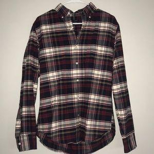 Oxford Jcrew shirt